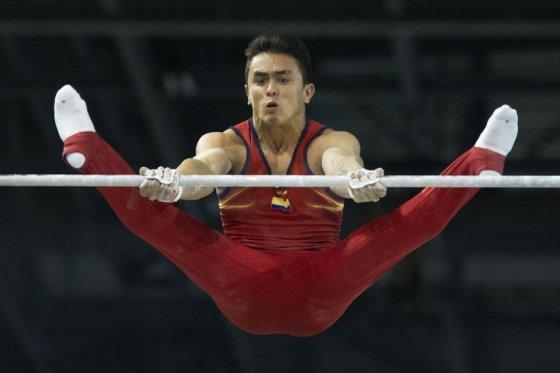 Jossimar Calvo podría no desfilar en la noche inaugural de los Olímpicos