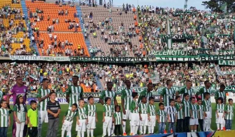 Con equipo alterno Nacional remonta ante Jaguares