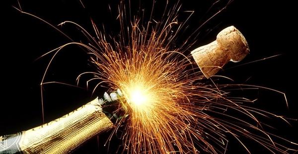 #Violetaenlahistoria: Un día como hoy se inventó el champagne