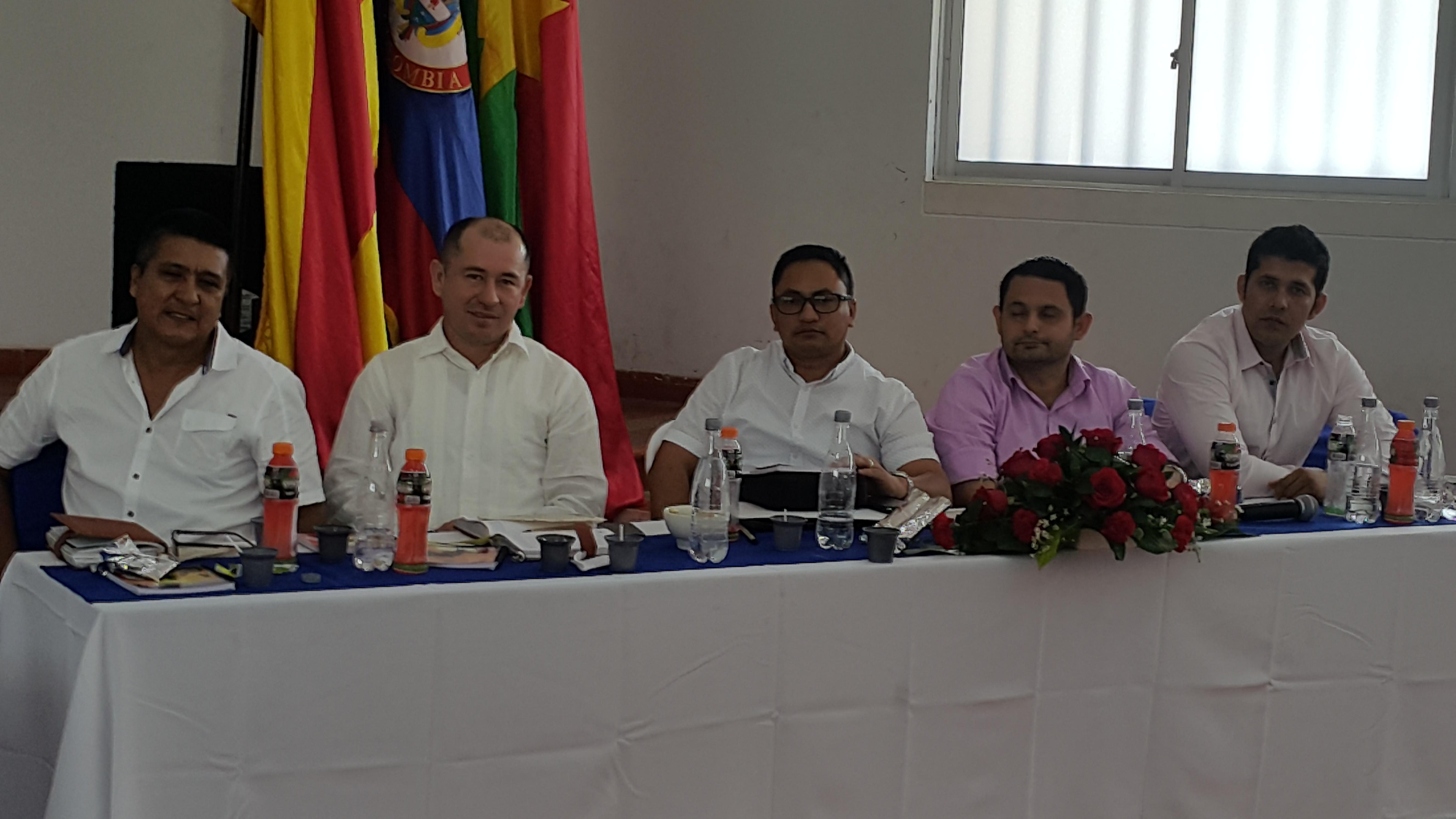 Contraloría departamental adelantó importante jornada de capacitación en Paz de Ariporo