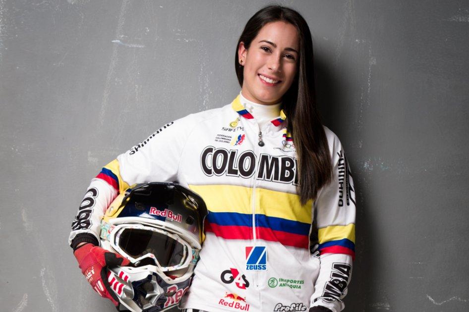 Lesión de ligamento cruzado anterior deja a Mariana Pajón sin mundial de BMX.