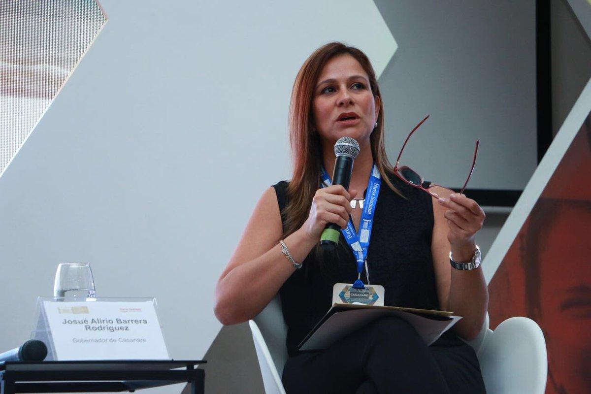 A Calzón Quitao Maritza Martínez Aristizábal, senadora de U