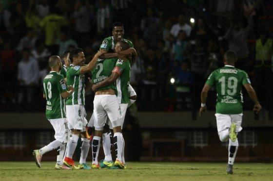 Atlético Nacional, primer clasificado a los cuartos de la Copa Sudamericana