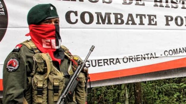Audio del ELN anuncia paro armado. Ejercito anuncia refuerzo en seguridad
