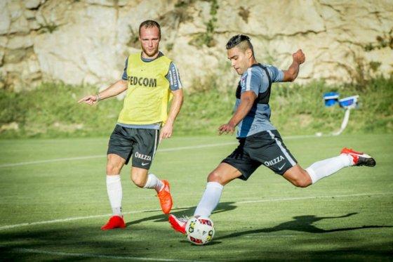 Falcao regresa con el Mónaco: estará en el partido contra el Lille