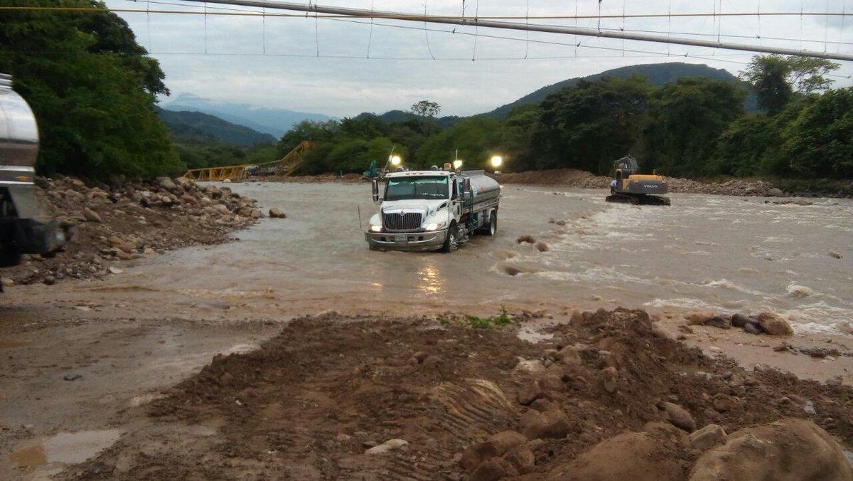 Replantean plan contingencia ante crisis vial en Casanare