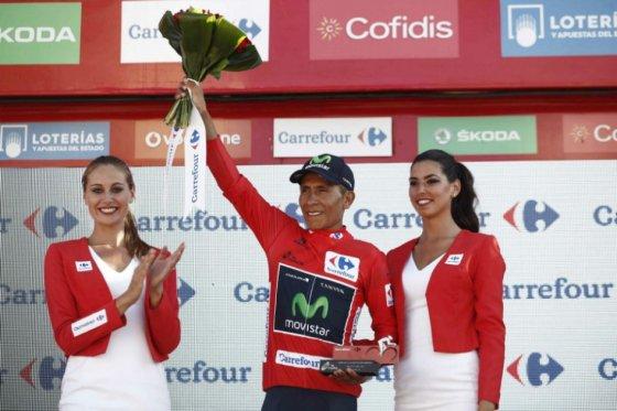Sueño histórico hecho realidad: ¡Nairo Quintana, campeón de la Vuelta a España!