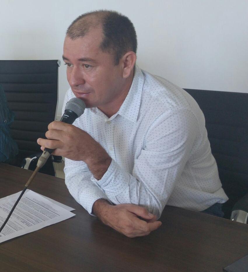 Alcalde Favio Vega Consejero Nacional de Paz hace balance de resultados del plebiscito