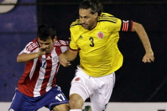 En las eliminatorias, la historia favorece a Paraguay frente a Colombia