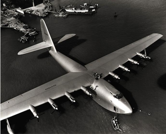 #Violetaenlahistoria: Un día como hoy el avión más grande del mundo hizo su primer y único vuelo