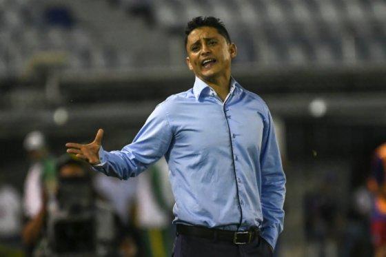 Giovanni Hernández no continuará como técnico del Atlético Júnior