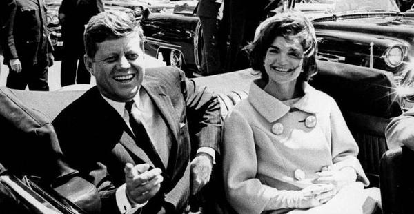 #Violetaenlahistoria: Un día como hoy John F. Kennedy fue asesinado