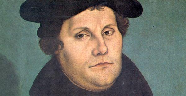 #Violetaenlahistoria: Un día como hoy nació Martín Lutero