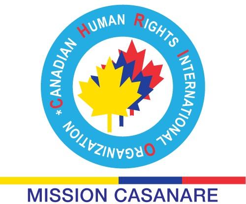 La Ong. Canadian Human Rights International Organization hace presencia Casanare