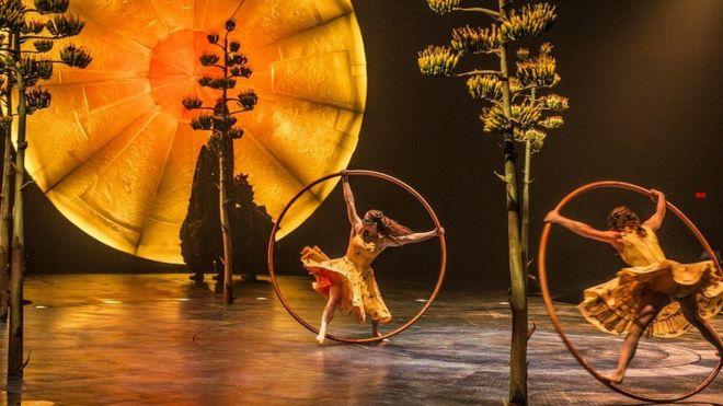 El hijo del fundador del Cirque du Soleil muere en accidente mientras preparaba un espectáculo