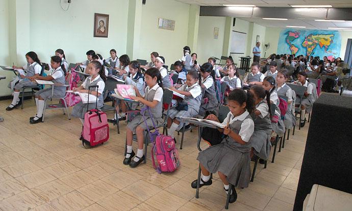 Educación es gratuita en colegios públicos de Yopal