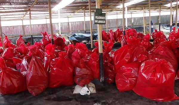 Más de 8 toneladas de elementos poscosumo fueron recolectadas en Casanare