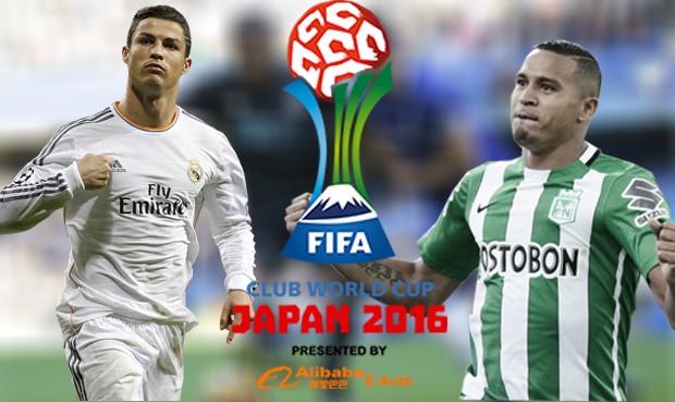 Mundial de Clubes 2016: Real Madrid y Atlético Nacional ya conocen a sus rivales en semifinales