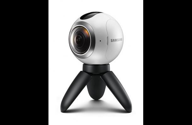 Samsung lanza en Colombia su cámara 360