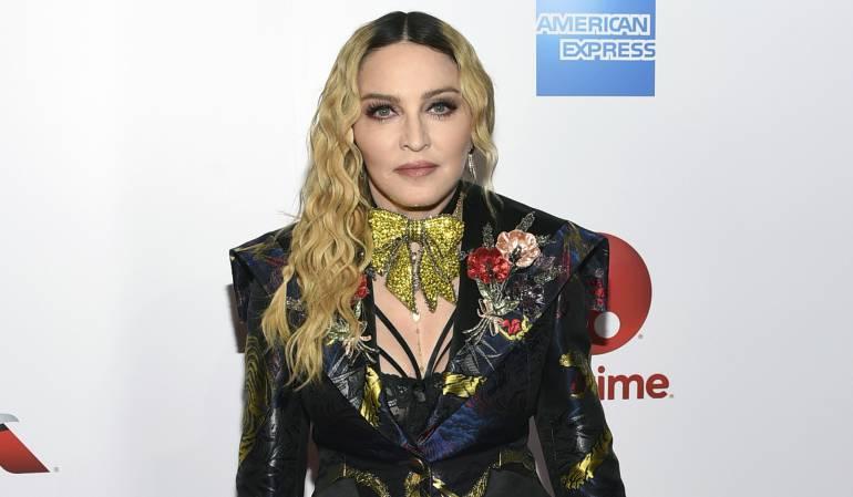 """""""No podemos caer más bajo"""": Madonna sobre Trump"""