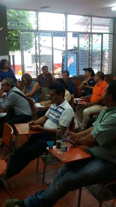 Esa crisis en la educación en el municipio de Yopal es  únicamente responsabilidad de la administración en cabeza de Luz Marina Cardoso, alcaldesa en encargo: Juan Vicente Nieves, concejal de Yopal