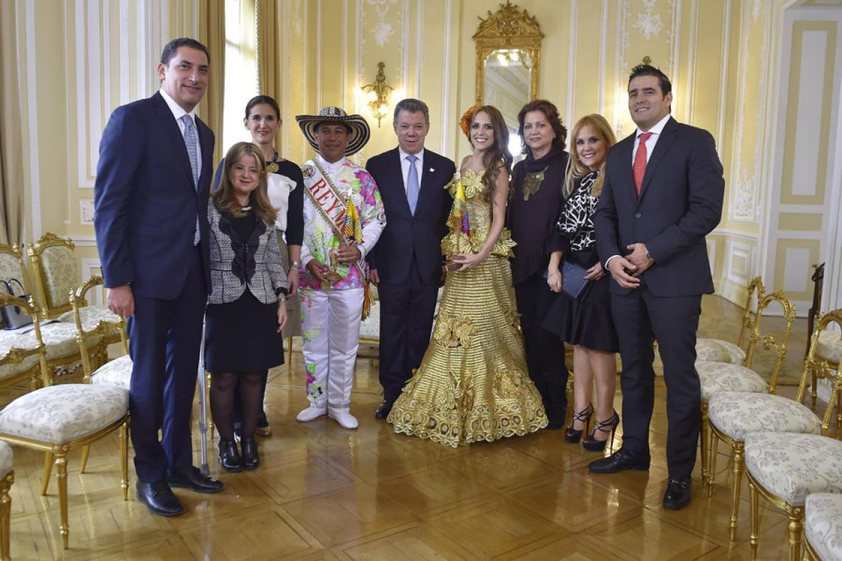"""""""Que la única batalla sea de flores en Carnaval"""": Santos"""