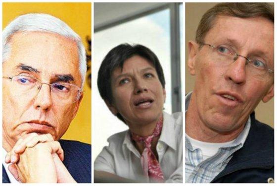 Navarro y Robledo apoyan coalición contra la corrupción