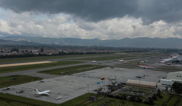 Autoridades en Boyacá buscan alternativas para intervenir Aeropuerto de Tunja