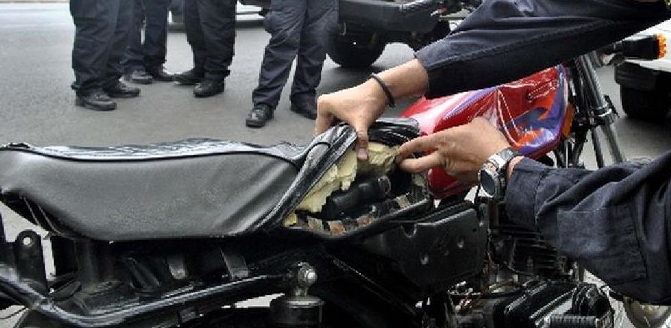 Un Hombre desplazaba en moto y con escopeta entre Yopal y Monterrey