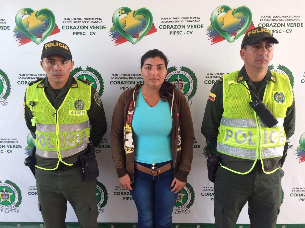 Por fabricación, tráfico y porte de armas de fuego, mujer fue capturada en Boyacá
