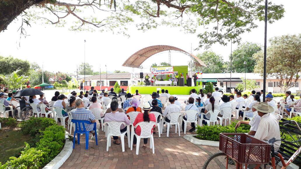 Policía socializó entrada en vigencia del Nuevo Código Nacional en Sabanalarga