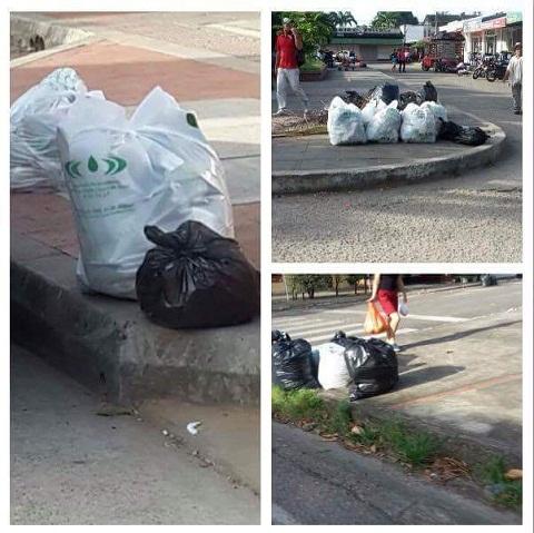 Oyente Alejandra Sanchez se queja por falta de recolección de basuras en Yopal