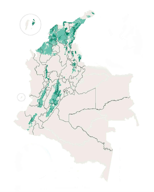 En Colombia solo queda un 8 por ciento de bosque seco tropical: Instituto Humboldt