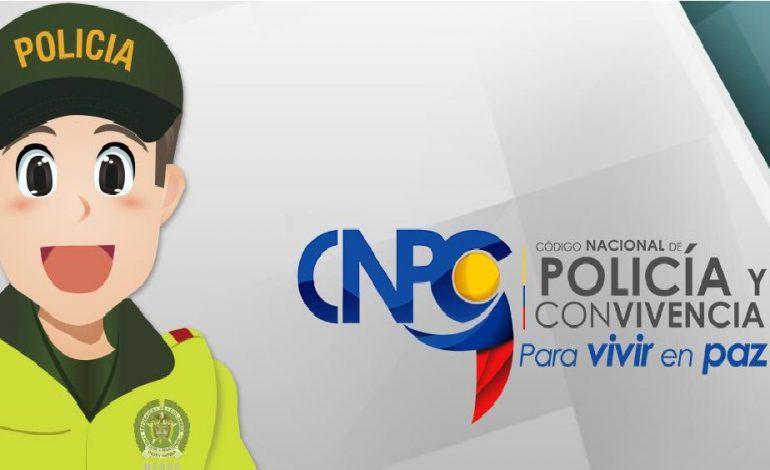 Siete comparendos pedagógicos en Casanare durante el primer día del código de Policía