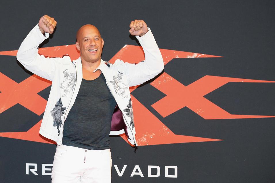 Con mariachi el estreno mundial de 'xXx: Return of Xander Cage'