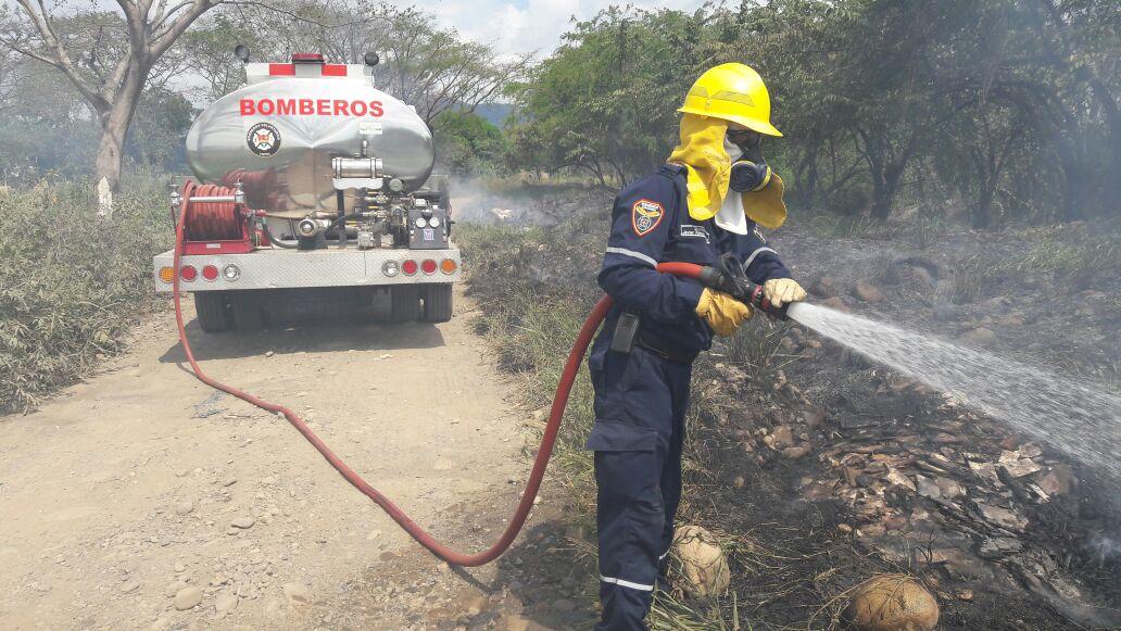 Arden los llanos de Casanare, al parecer por manos criminales