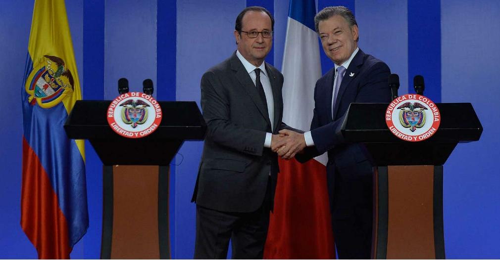 'El terrorismo lo tenemos que combatir globalmente': Presidente Santos