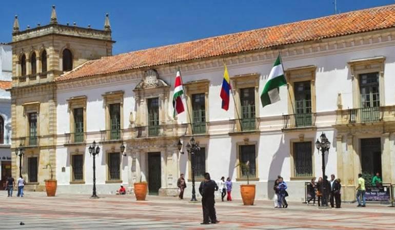 Boyacá fue priorizado con recursos de la Unión Europea
