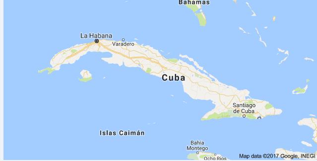 Nuevo sismo de magnitud 3,5 en la escala de Richter en Santiago de Cuba