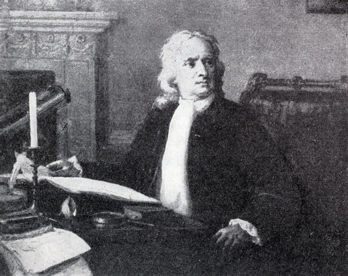 #Violetaenlahistoria: Un día como hoy Nace Isaac Newton