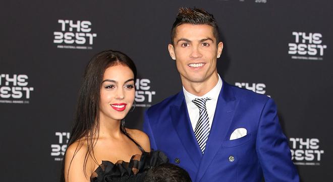 Georgina Rodríguez es la española que conquisto el corazón de Cristiano Ronaldo