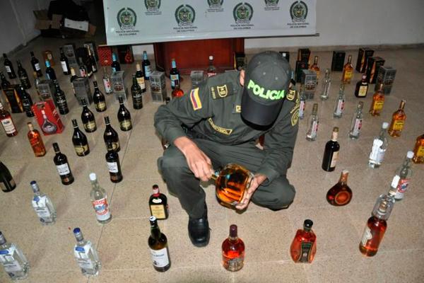 Casanare pierde $10 mil por cada botella de licor adulterado: cálculo del secretario de hacienda de Casanare