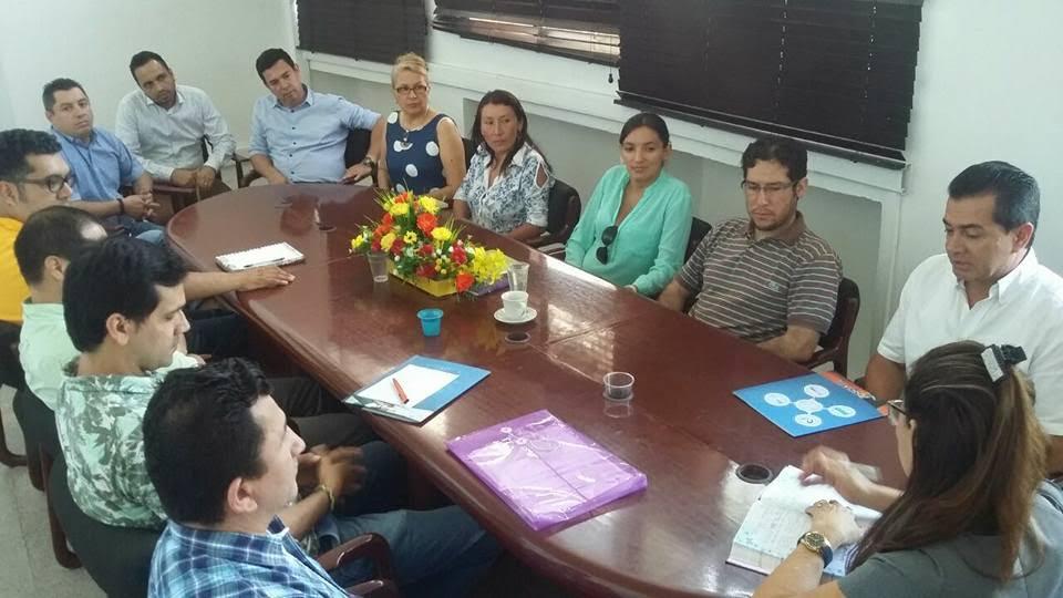 Alcaldesa se reunió con empresas de Tecnologías de la Información y Comunicaciones de Yopal