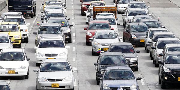 En 2017 se vendieron 238.000 vehículos nuevos en Colombia