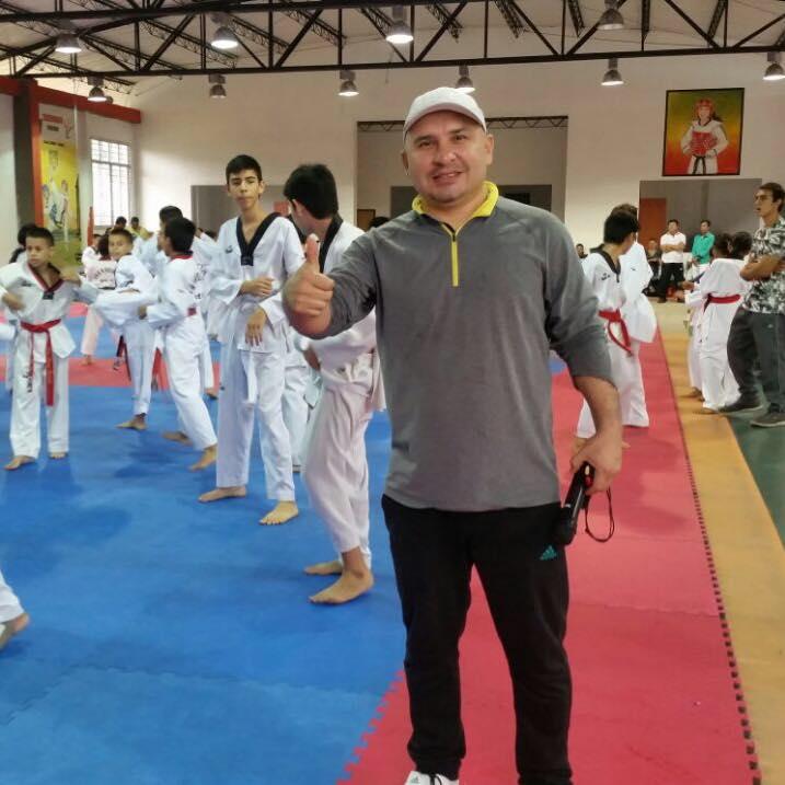 Casanare pierde el tecnico taekwondo con mas medallas en la historia del casanare, William Duarte se fue para Sogamoso porque en Yopal no contratan