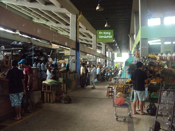 Buscan organización interna en la Central de Abastos de Yopal.