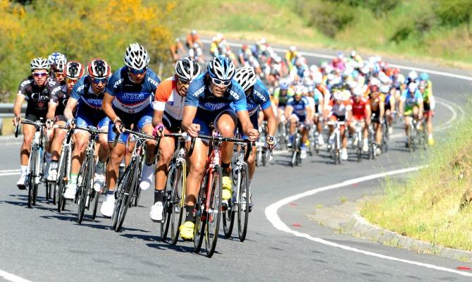 XLII Campeonatos Nacionales de Ciclismo Master 2017