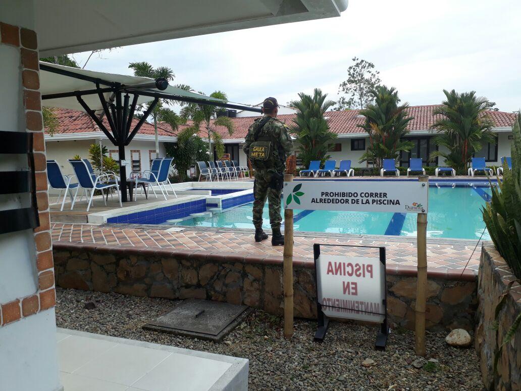 Ejército y Fiscalía No.38 realizan extinción de dominio por 9.450 millones de pesos en el Meta y Cundinamarca