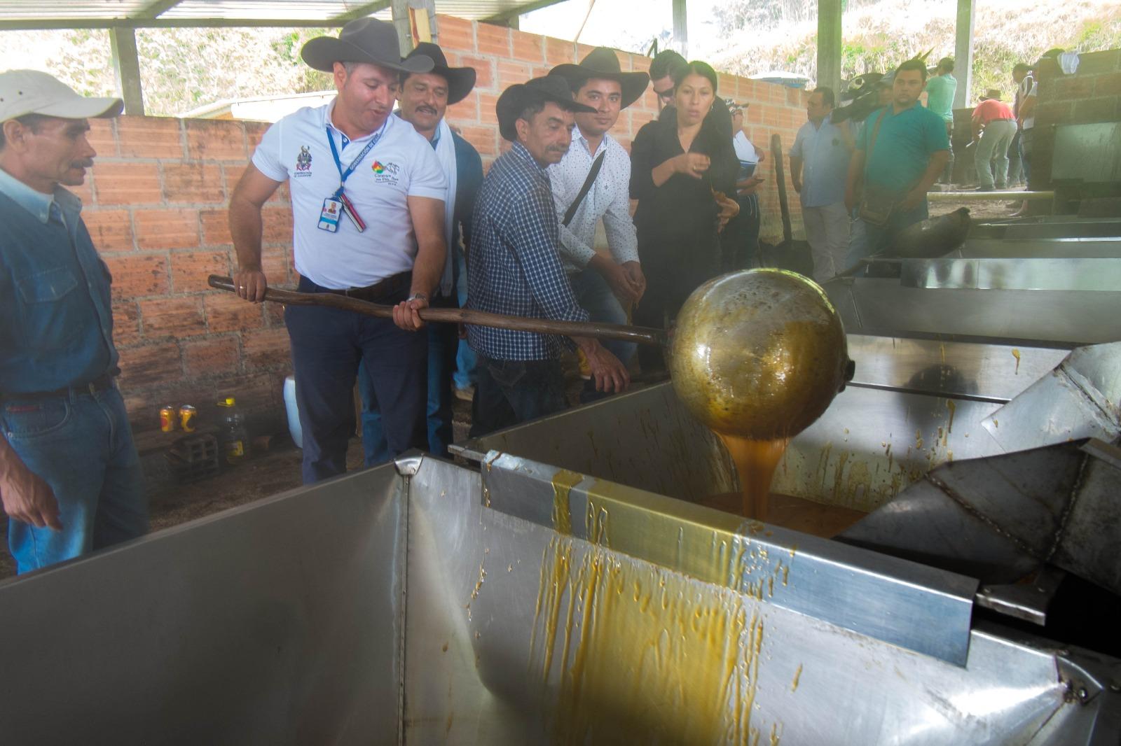 En Casanare se fortalecerá el sector panelero