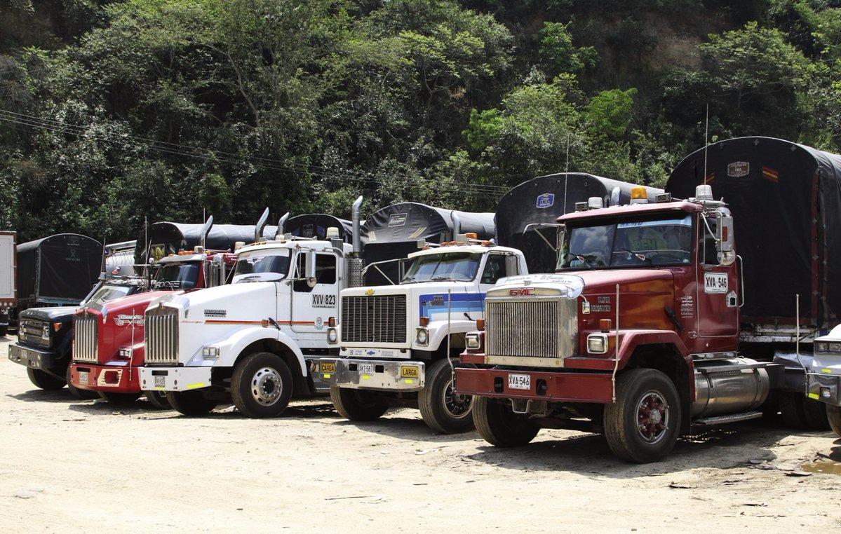 Camioneros ratifican que no se ha convocado paro para el 20 de febrero